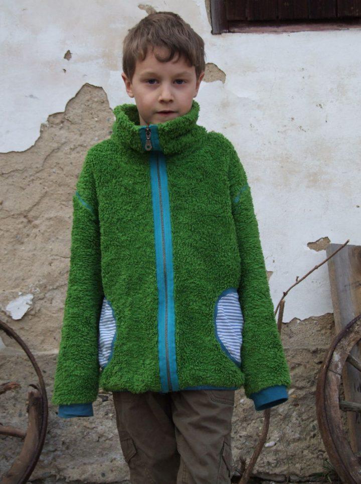 bio fleece mikina